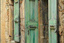 Porta & finestra / Deur & raam