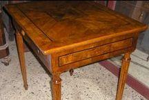tavolo / intervento di risanamento di un tavolo.