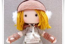 Cloth and Handmade Dolls / by Lauren Jay