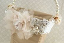 vintage flowergirl dresses