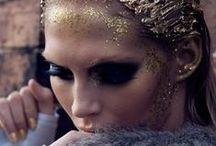 Fiery / Fierce female beauty photography ✖