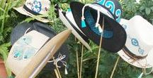 mademeathens handmade clutches, hats, belts & accessories