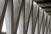 Only concrete / Concreto. Hormigón.