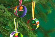 Vánoční výtvarka
