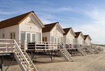 Capanne della spiaggia / Strandhuisjes