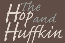 Pubs I've worked with: The Hop and Huffkin / Kentish Bar and Dining Room - local ingredients, keeping it Kentish :)