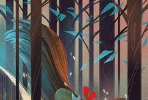 Projekt 302 / Lumberjacks and the Magic Forest