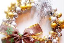 mademeathens wreaths / various handmade wreaths