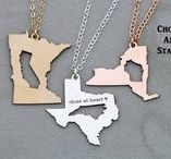 """Home State Pride / Hometown Love - missing home? All things """"home"""" oriented with some beautiful views of the US."""