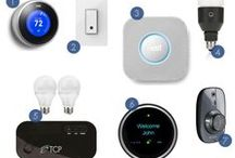 Best tech for your Smart House / Best items on the web for emerging and existing home automation