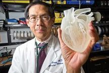 3D Printing in Medicine / Healthcare / 3D printing progress in the medical sector.