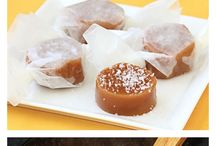 Food: Homemade candies