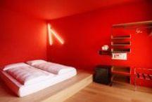 Rooms and Suite in Ambienthotel Primaluna / Rooms and Suite with Industrial design in Ambient hotel Primaluna