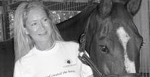 Animal Rescues / Animal rescues Bethany Padgett, founder and CEO of Equiderma and For the Love of Dogs, loves.