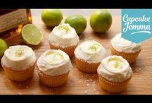 Baking: CJs Cupcakes