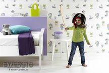 Poco Loco - Bn/Voca / Bunte, frische und fröhliche Farben sind das Hauptthema der Tapetenkollektion Poco Loco Kids and Friends von BN Voca. Bei der großen Auswahl der Farben an hochwertigen Vliestapeten fangen Kinderaugen an zu Strahlen. Schöne Motive und viele tolle leicht kombinierbare Unitapeten beinhaltet diese Kinderkollektion.