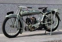 Motos antiguas / Motos antiguas y clasicas 1900 - 1980