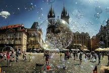 Prague for me / anything and everything I am going to see-hear-taste-feel-smell .)