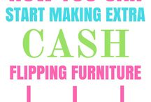 Fabulous Furniture Flipping Projects & Ideas / Welcome to the best group board to share your fabulous furniture flipping projects & ideas! Only vertical pins, max 6 pins per day ( don't pin the SAME pin 6 times please!) You must pin at least 1 other persons pin when you pin, this board is to HELP each other! To be added as a contributor you'll need to follow my profile ( http://www.pinterest.com/virginiasullenberger) and then email me at paintsellrepeat@yahoo.com