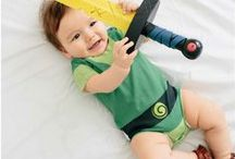 Gamer Kids / Whether it's video or board games these are products we absolutely have to buy our children.  / by Nerdy With Children