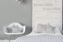 Children's Room Inspiration ♥ / by Ana SCAT