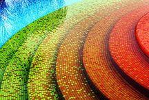 Mosaic Tile / by Ginny Langille
