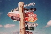 Dream destinations for a language course... / Check all our destinations on our interactive map: www.timpany.com