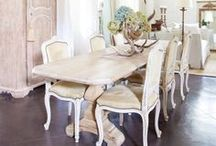 Dining Room & Kitchen Inspiration / by Rossana