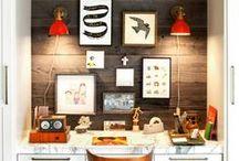 Indretning / inspiration til indretning og DIY-projekter til hjemmet