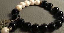 Pearls and Gemstones / Jewelry made with pearls and gemstones