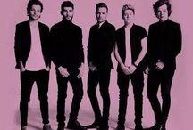 One Direction / by Victoria Ruiz