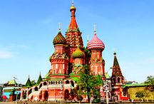 Russian / Our destinations to learn Russian.