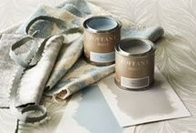 Zoffany Paints / Full Zoffany paint range available to order at Kevin Kelly Interiors. Call or check our website for more information.