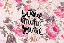 { quotes } / minhas frases favoritas