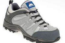 Ladies Safety Footwear / Safety footwear created exclusively for ladies.