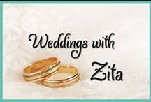 Weddings with Zita - Interviews with Wedding Experts / Weddings with Zita is a show featuring in-depth interviews with wedding experts. It's 1 of 3 shows you'll ll find on the ZitaTVNetwork on YouTube/Zita Christian.
