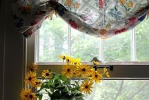 Window Treatments / by Ginny Langille