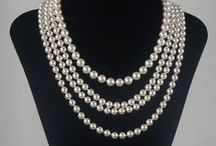 My Jewelry Box / A classic collection of jewels, pearls and more from Gibson Styles