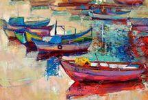 Barcos, naves en el mar. / imágenes relacionadas con barcos y naves en el mar.