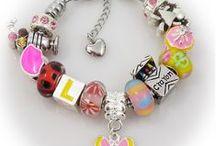 Charm Bracelets Just For Girls / European Style Charm Bracelets For Girls