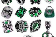 Zinc Alloy Charms / High Quality, Affordable, Hypo-Allergenic European Style Fashion Jewelry Charms