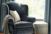Upholstered Sofas & Chairs