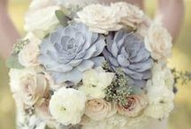 Wedding flowers / Flower inspiration for your big day!