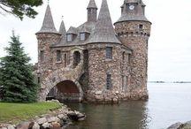 Casas e Castelos
