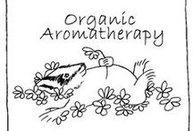 Organic Aromatherapy / Aromatherapy bypasses the conscious mind and soothes emotions on a deeper level.