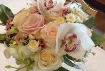 Blush and Pink Wedding Flowers