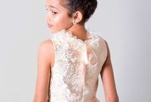 Wedding Girls Dresses / Perfect dresses she can wear | to a wedding | the prom | as a flower girl | Beautiful sophisticated dresses for fashionable kids | unique and stylish | contemporary and chic | trendy and sophisticated | kids fashion | girls dresses for all occasions | girls 4 - 14.