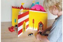 >> Cardboard World << / by Mellissa Fraker