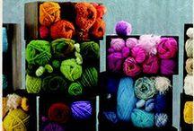 All Things Yarn / by Blair Willett
