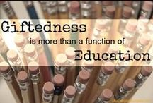 Gifted Education, Gifted Children